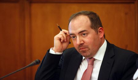 Alvaro Santos Pereira  (Ministre de l'Economie portugaise)