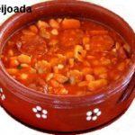 Feijoada portuguesa ou cassoulet portugais