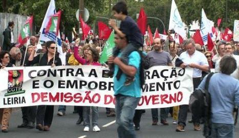 Manif Lisboa 19-10-2013