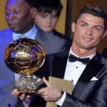 Cristiano Rolnaldo remporte le Ballon d'Or