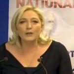 Marine Le Pen porte plainte pour discrimination contre la Société générale et HSBC