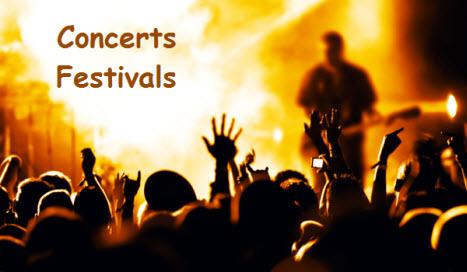 concerts festivals au Portugal