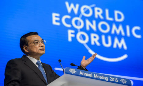 world economic forum china