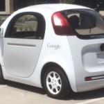 Google va tester sur les routes cet été sa voiture autonome