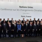 195 pays ont signé un accord contre le réchauffement climatique