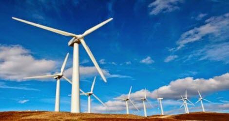 Portugal fonctionne avec: l'energie renouvelable