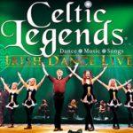 CELTIC LEGENDS 15th Anniversary Tour
