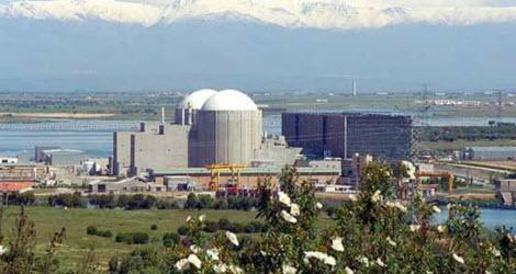 central nucleaire almaraz