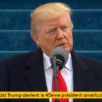 Donald Trump 45e chef de l'Etat américain: L'Amérique d'abord