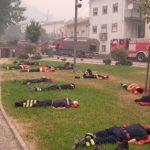 Incendies Portugal: après les larmes la colère l'heure est aux explications