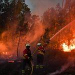Incendies au Portugal et en Espagne: au moins vingt-sept morts