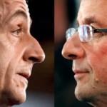 Duel entre Sarkozy et Hollande