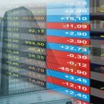 Bourses européennes : vent de panique en très forte baisse