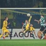 Sporting qualifié pour les demi-finales Ligue Europa