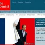 Pour The Economist Hollande est dangereux pour la France et l'Europe