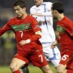 Cristiano Ronaldo a établi les priorités de sa sélection pour l'Euro 2012