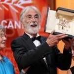 Michael Haneke a été sacré à Cannes Palme d'Or avec Amour