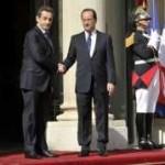 François Hollande 7e président de la Ve République