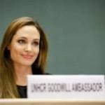 Angelina Jolie donne 100.000 dollars au HCR pour les réfugiés syriens