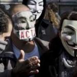 Nouvelles manifestations en France contre l'Acta