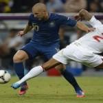 L'équipe de France a effectué des débuts très mitigés à l'Euro-2012
