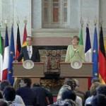 Priorité croissance pour les quatre poids-lourds de l'Union de la Zone Euro