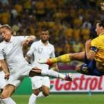 Angleterre et France se sont qualifiés pour les quarts de finale de l'Euro-2012