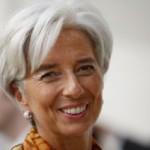 Directrice générale du FMI veut plus de puissance de feu