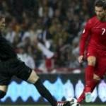 Mondial-2014 le Portugal souffre pour arracher un nul à l'Irlande du Nord