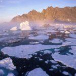 Les manifestations du changement climatique sur les températures océans glaces