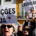 Le Parlement portugais vote la rigueur sous les huées de la rue