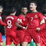 Le Portugal sera à Rio en 2014 pour le Mondial de football