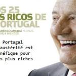 Au Portugal l'austérité est bénéfique pour les plus riches