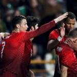 Le Portugal et Cristiano Ronaldo trop forts pour le Cameroun