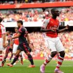 L'Arsenal remporte la victoire face au Benfica