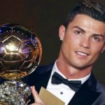 Le Ballon d'or revient à Cristiano Ronaldo