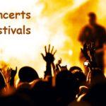 Agenda des concerts au Portugal