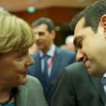 La Grèce de Tsipras et l'Allemagne de Merkel ouvrent le dialogue