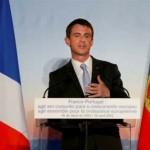 Manuel Valls à Lisbonne souhaite que les portugais «venham investir em França»