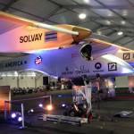 L'avion Solar Impulse se prépare à redécoller du Japon
