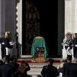 Eusébio la panthère noire entre au Panthéon national portugais