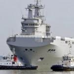 La France met en vente ses deux navires de guerre Mistral