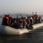 Schengen : 4300 migrants ont débarqué au Pirée en Grèce