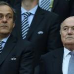 Blatter et Platini suspendus de la Fifa pour 8 ans