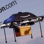 Amazon présente un prototype de drone livreur de colis