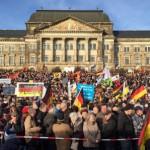 Mobilisation contre les migrants dans les rues européennes