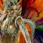 Brésil : Coup d'envoi du Carnaval de Rio au Brésil