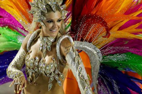 Brésil : Coup d'envoi du Carnaval de Rio au Brésil | Cultura Lusa