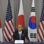 Barack Obama promet de se défendre contre la menace atomique nord-coréenne