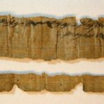 Un papyrus du VIIe siècle avant JC mentionnant Jérusalem dévoilé